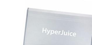 Mac Book AirやiPhone iPadを充電(給電)できるモバイルバッテリー「Hyper Juice」感想
